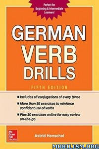 Download ebook German Verb Drills by Astrid Henschel (.ePUB)