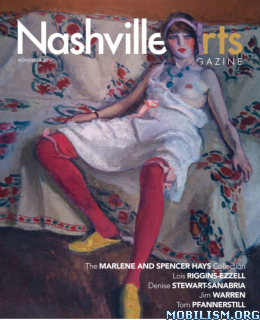 Download ebook Nashville Arts -- November 2016 (.PDF)