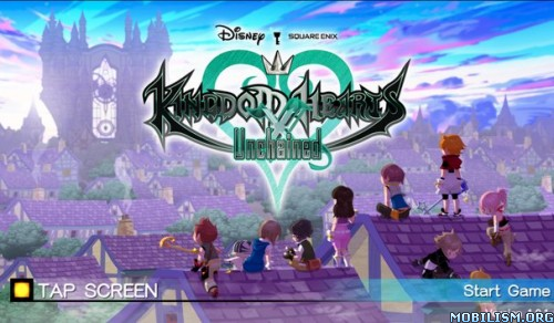 Kingdom Hearts Unchained ? v1.0.1 [Mod/Updated 10.04.16] Apk