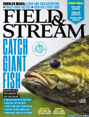 Field & Stream - April 2014 ( PDF)