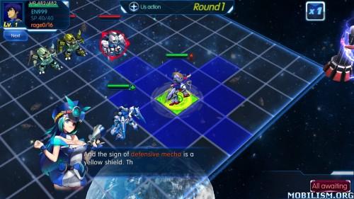 Pocket Robot Wars v1.2.1 [Mod] Apk