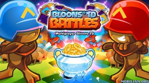 Bloons TD Battles v3.9.2 [Mod] Apk