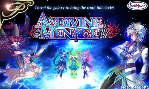 [Premium] RPG Asdivine Menace v1.1.0g  Apk