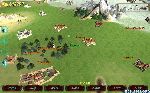 Flourishing Empires v1.8 (Mod Money) Apk