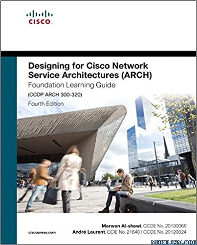 Download ebook Cisco Certified Design Professional by Marwan Al-shawi