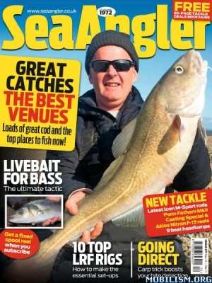 Sea Angler – Issue 577, Nov 14/Dec 11, 2019