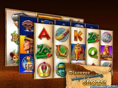 Slots - Pharaohs Way v6.5.1 [Mod Money] Apk