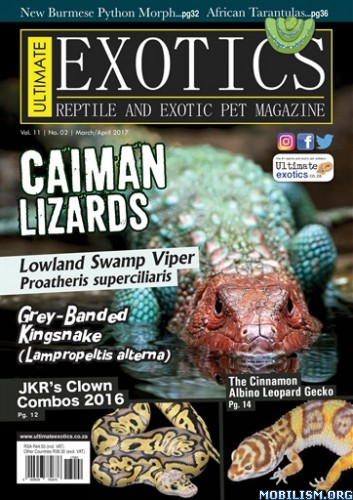 Download Ultimate Exotics - March-April 2017 (.PDF)