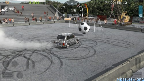 Torque Burnout v1.6.1 {Mod Money} Apk