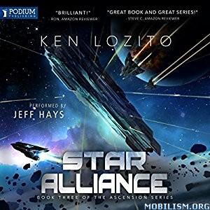 Download ebook Star Alliance (Ascension #3) by Ken Lozito (.M4B)