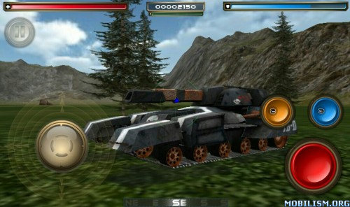 Tank Recon 2 v3.0.335 Apk