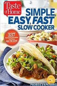 Download Simple, Easy, Fast Slow Cooker by Taste of Home (.ePUB)