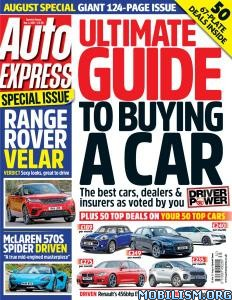 Download ebook Auto Express - 26 July 2017 (.PDF)