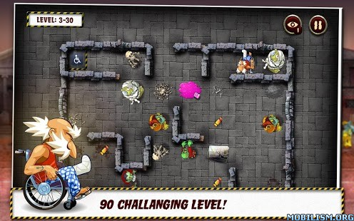 Grandpa And The Zombies v1.9.2 [Unlimited Money/Unlocked] Apk