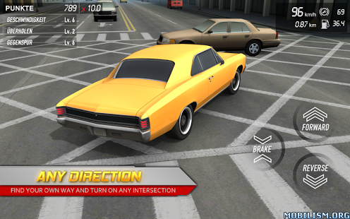 Streets Unlimited 3D v1.06 (Mod Money/Unlocked) Apk