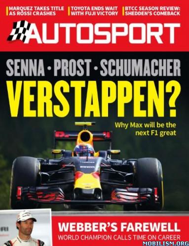 Download ebook Autosport - 20 October 2016 (.PDF)