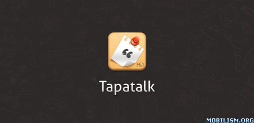 Tapatalk 4 - Community Reader v4.0.20 + (Unlocked) ?dm=U9ZH
