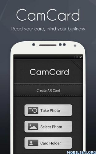 CamCard – BCR (Western) v7.9.5.20170405 (Paid)