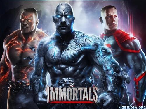 WWE Immortals v2.3 (Mods) Apk