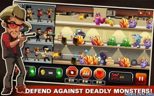 Mafia Vs Monsters v2.3 [Mod Money] Apk