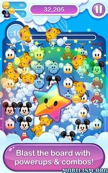 Disney Emoji Blitz v1.4.1 (Mod) Apk