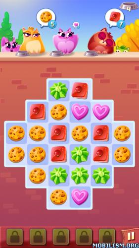 Cookie Cats v0.9.15 [Mod] Apk