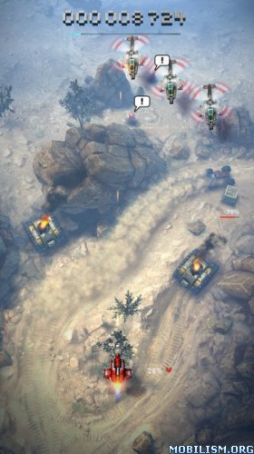 Sky Force Reloaded v1.46 [Mod] Apk