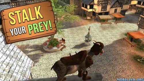 Goat Simulator MMO Simulator v1.2.1 Apk