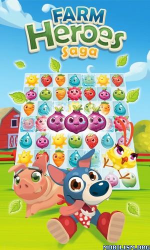 Farm Heroes Saga v2.59.7 [Mods] Apk