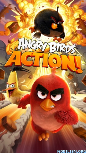 Angry Birds Action! v2.0.3 [Mega Mod] Apk