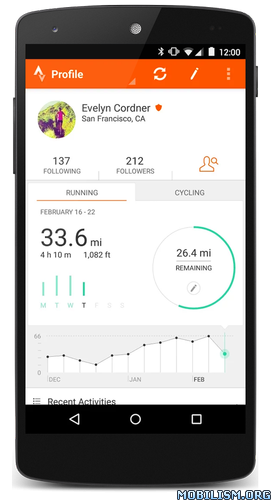 Free Full APK Download Strava Running and Cycling GPS Premium v4 5 2