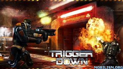 Trigger Down Pro v2.1 (All Levels & Weapons Unlocked) Apk