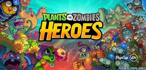 Plants vs. Zombies� Heroes v1.0.11 + Mod Apk
