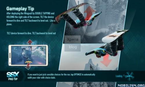 SSX By EA Mobile v0.0.8430 [Mod Money] Apk