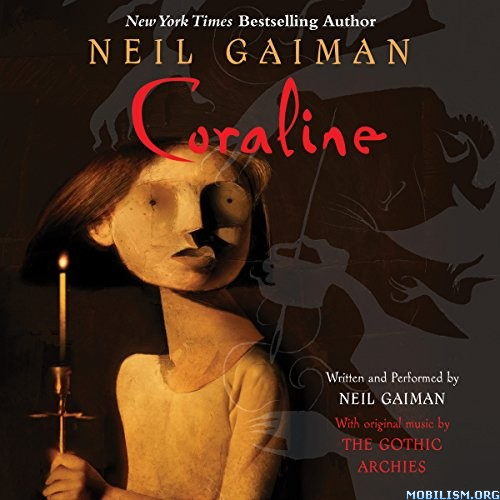 Coraline by Neil Gaiman (.mp3)