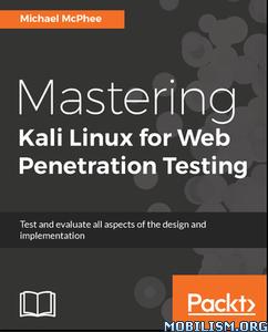 Download ebook Kali Linux for Web Penetration by Michael McPhee (.ePUB)
