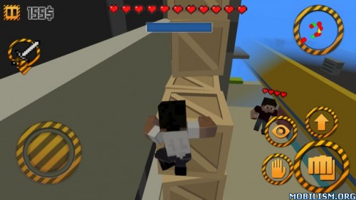 Mine fight - stuntmaster v1.0 (Mod Money) Apk