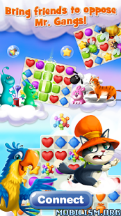 Jolly Wings: Match 3 For Free v1.3 (Mod Money/Lives) Apk