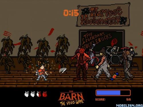 The Barn - The Video Game v1.0 Apk
