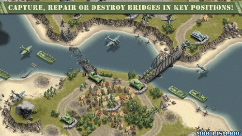 1944 Burning Bridges Premium v1.2.2 (Mod Money) Apk