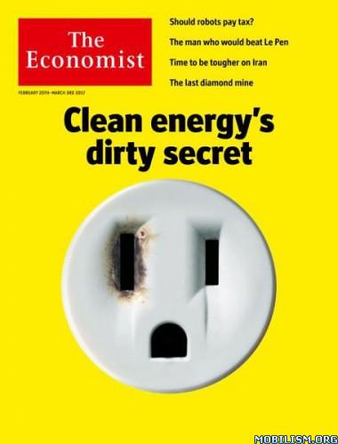 Download The Economist – 25 February 2017 (.ePUB)+