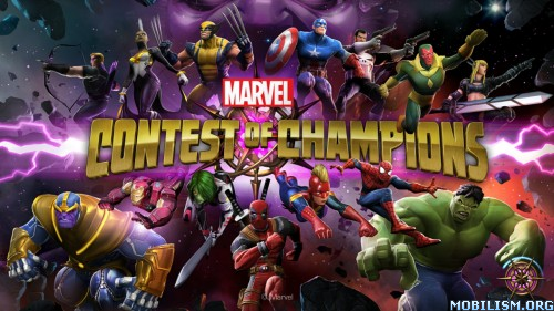 Marvel Contest of Champions v7.0.0 (Mod) Apk