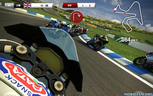 SBK16 Official Mobile Game v1.0.7 (Unlocked) Apk