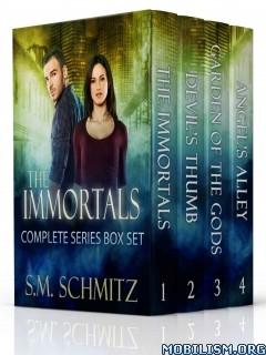 Download ebook The Immortals Series Box Set by S. M. Schmitz (.ePUB)+