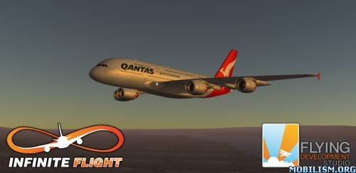 Infinite Flight Simulator v16.02.2 Apk
