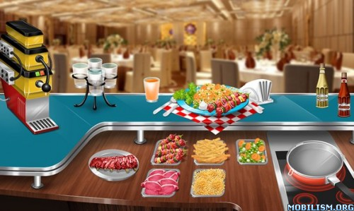 Cooking Stand Restaurant Game v2.0.0 [Mod Money] Apk