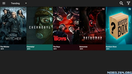 Morphix TV Apk v2.1.2 Mod Ads Free (Latest Version) 2