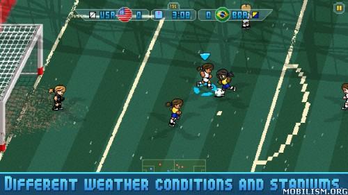 Pixel Cup Soccer 16 v1.0.1 Apk