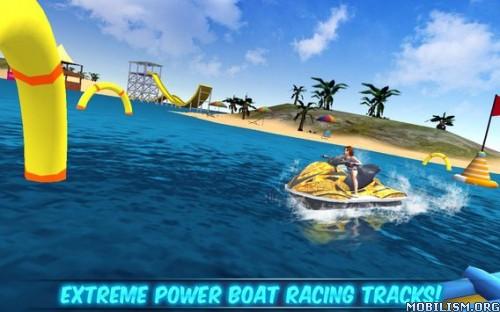 Extreme Power Boat Racers v1.4 (Mod Money) Apk