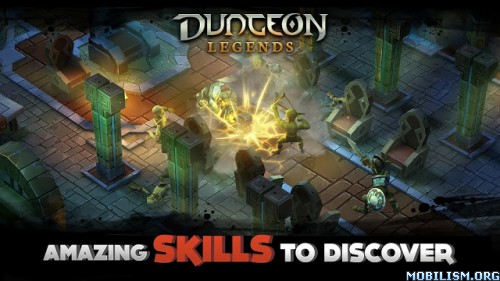 Dungeon Legends v1.30 (Mod) Apk